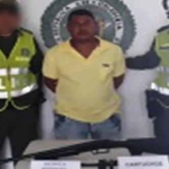 Jhonny Buelvas Barrios, capturado. | Al Día