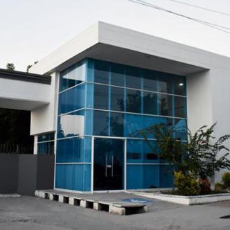 Entrada de la Escuela de Policía Antonio Nariño, ubicada en el municipio de Soledad. | Al Día