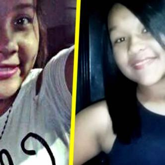 Joandry Andrea Roca, tenía cuatro meses de embarazo y Karina Isabel Miranda González   AL DÍA