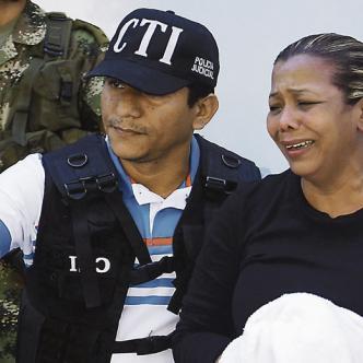 Ana Iris Batista Arrieta, procesada.