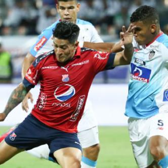 German Cano marcó los dos goles del Medellín. | Al Día