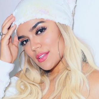 Carolina Giraldo Navarro (nombre de pila de Karol G). | Tomada de Instagram @karolg