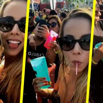 Kristal Santos, mujer que supuestamente había sido drogada I Captura video