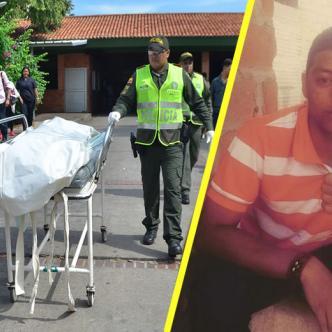 Camilo Romero Polo, de 26 años, tenía poco tiempo de haber prestado el servicio militar.