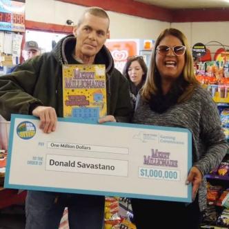 Donald Savastano recibió el premio | Archivo particular