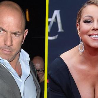 el abogado del escolta dice que por ahora, la demanda está suspendida porque siguen negociando con los abogados Mariah | Daily Mail