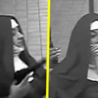 Las mujeres tuvieron que huir del lugar sin un solo dólar en su bolsillo   Captura de pantalla