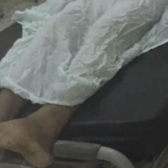 El señor Sixto Antonio Moscote murió en la unidad de pacientes críticos del hospital Nuestra Señora de los Remedios.   Al Día
