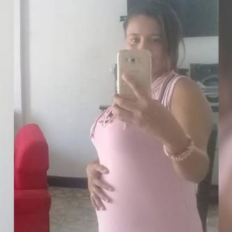 Johana Cárdenas Carvajal, víctima.
