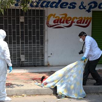 Sijín realizó el levantamiento del cadáver. | Al Día