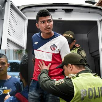 Brayan De Jesús Rivera Hernández reconoció su participación en el robo que terminó en asesinato.