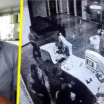 Andrés Avilés ya se recupera de las heridas en su residencia  | AL DÍA