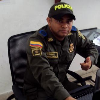 Pedro Luis Ariza Ariza, patrullero herido   Al Día