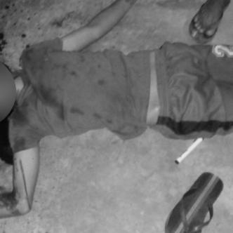 Jesús Daniel De León Anaya fue asesinado de tres tiros en la cabeza por desconocidos al interior de un estsablecimiento.