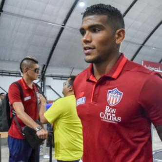 El defensor cartagenero se recuperó de la lesión y será uno de los titulares en el duelo de este miércoles ante San Lorenzo.