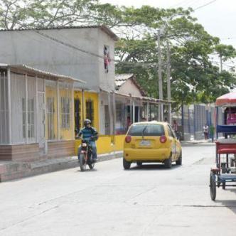 Sector del barrio Rebolo, donde se presentaron los hechos. | Johnny Olivares
