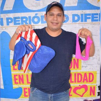 Juan José Gómez Arrieta, de 24 años, el porteño al que ahora reconocen como 'Marimon Tanga'.