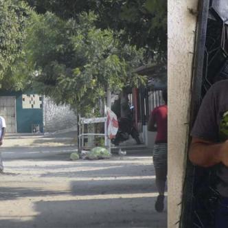 """que es nueva"""", relató. Luego en reuJonathan De Jesús Araujo Chávez, de 37 años, tenía un antecedente porque había sido capturado con municiones."""