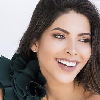 La exvirreina del Concurso Nacional de Belleza 2018, la bolivarense Laura Olascuaga.