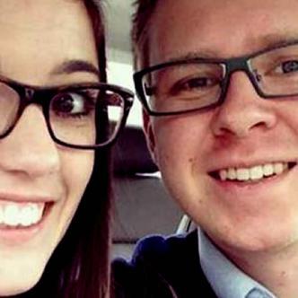 Matthew y Lauren se casaron a finales de 2016 | Infobae