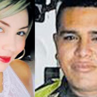Geraldine Beatriz Olivares Guzmán y Brayan Tuirán Cabrera.
