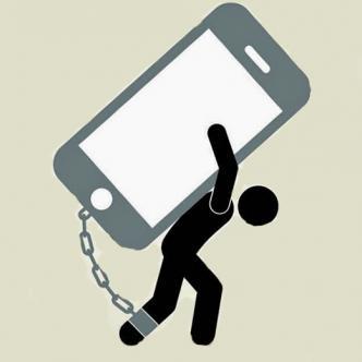 El celular se ha convertido en un dolor de cabeza | Blog Adictecno