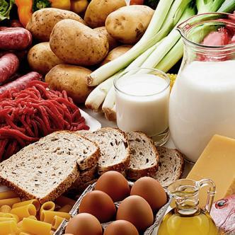 l pan, el huevo y el arroz no deben excluirse de la dieta porque crean que engordan o aumenten el colesterol   Cortesía