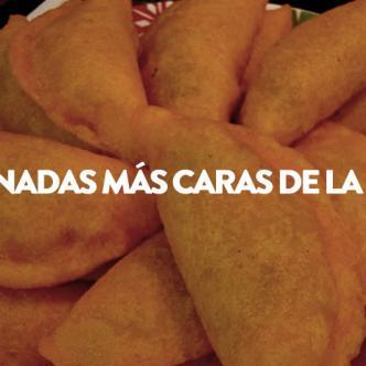 Las empanadas son el plato para matar el hambre más famoso de Colombia | ALDÍA.CO