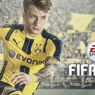 Marco Reus ganó la votación que lo convirtió en la imagen oficial de FIFA 17 | EA Sports