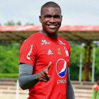 Bejarano está nacionalizado por Guinea Ecuatorial y ha participado en partidos FIFA con la Selección del país   Cortesía
