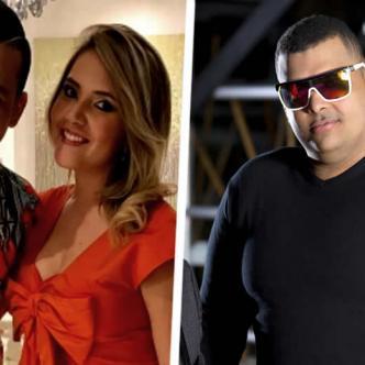 El desacuerdo se dio luego de que Ochoa publicara en sus redes sociales una imagen en la que se ve trabajando en la mezcla del sonido de la nueva producción musical 'Sin Límites' | ALDÍA.CO