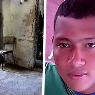 Medina escapó sobre la calle 17 e ingresó en la vivienda de la carrera 16B No. 17-16 | ALDÍA