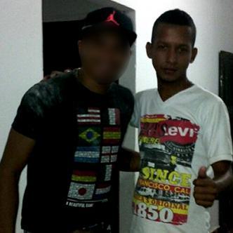 Fue socorrido por unos primos que lo trasladaron en una moto al Hospital Juan Domínguez Romero | Cortesía
