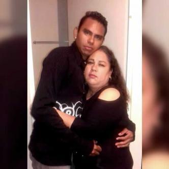 En el 2010 conoció, a través de Internet, a Verónica Saucedo Eguía, una mexicana con la que contrajo matrimonio | Cortesía