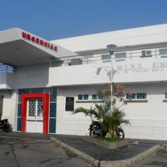 La víctima fue socorrida por algunos vecinos y familiares hasta el Camino Simón Bolívar, donde murió antes de ingresar al centro médico | ALDÍA