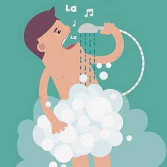 Bañarse a diario es un hábito común que tenemos la mayoría de colombianos | Ilustrativa