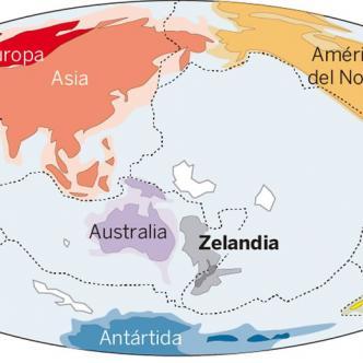 Zelanda será ( si lo avala la comunidad científica) un nuevo continente | El País