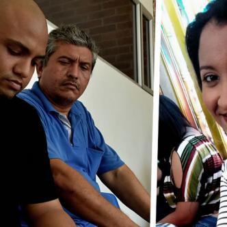 Edwin Frías, compañero sentimental de la mujer, dijo que admiraba a su Ariadna Edith Montes , de 26 años, murió electrocutada esposa por la madurez y Ariadna Edith Montes , de 26 años, murió electrocutada |  Lorena Henriquez