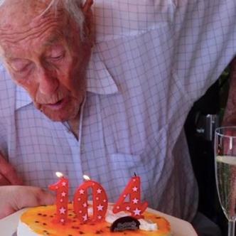 El último deseo de cumpleaños del ecologista fue morir dignamente. | Tomada de: Infobae.