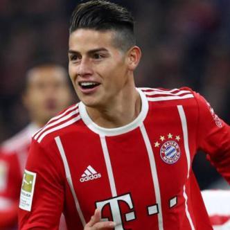 James Rodríguez, volante colombiano del Bayern Munich | Archivo AlDía