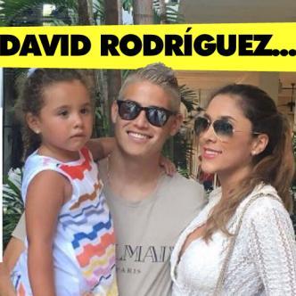 Daniela Ospina sorprendió a sus seguidores en Instagram al publicar una foto de sus vacaciones con James y su hija Salomé. | Instagram