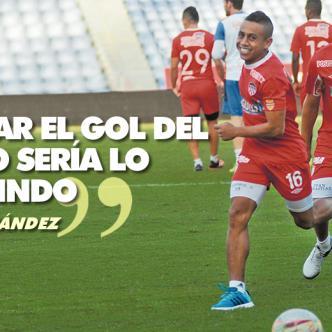 Vladimir junto a Jarlan Barrera, los jugadores más desequilibrantes de Junior. | Foto: ALDÍA.CO