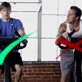 Como estamos como nunca en el auge del tema fit, vamos a decirlo claramente: los mitos sobre el ejercicio pueden acabar con la vida de muchos. | Adidas