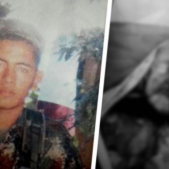 Una escena doblemente triste tuvo que sufrir la madre de Fray López, al destapar el ataúd y ver que no correspondía al cuerpo que transportó 500 kilómetros | ALDIA.CO