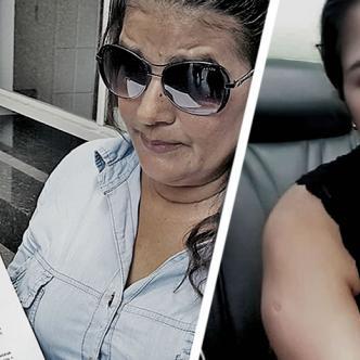 Nicolasa Polo, tía de Sandra Polo, muestra el derecho de petición que radicó en la Alcaldía Distrital de Barranquilla | Al Día