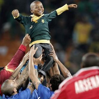 ¿Quién no se conmueve al ver la alegría de estos niños?
