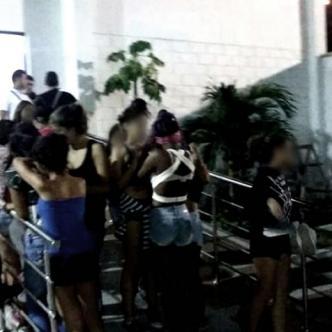 La Policía encontró en una casa en Soledad a 113 menores de edad | Cortesía
