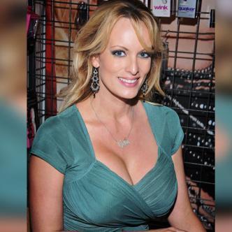 Stormy Daniels, la actriz porno que puso a Trump en este problema.