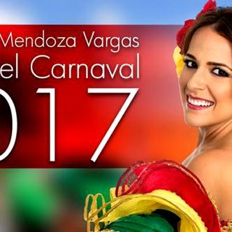 Stephanie Mendoza Vargas, Reina del Carnaval de Barranquilla 2017 | Archivo