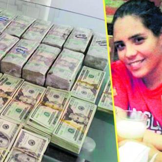 La empresaria bananera Melissa Martínez García, de 28 años, fue secuestrada el pasado 23 de agosto en la Zona Bananera.